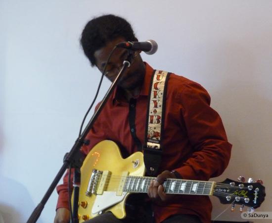 10 /14 - Pedro l\'âme en concert à Alto Resto