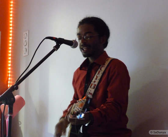 12 /14 - Pedro l\'âme en concert à Alto Resto