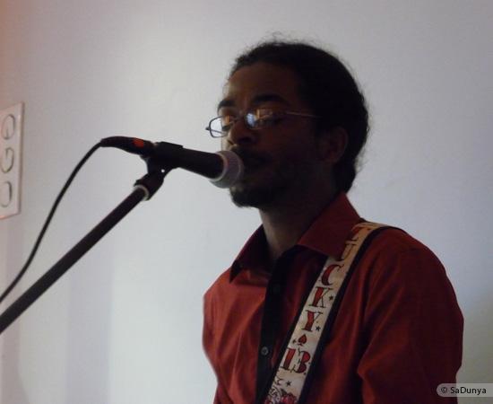 5 /14 - Pedro l\'âme en concert à Alto Resto