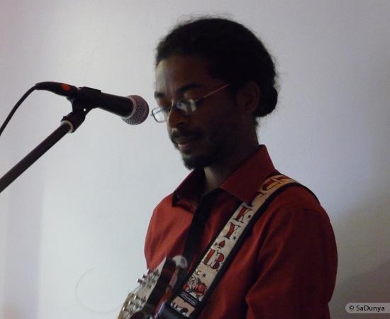 6 /14 - Pedro l\'âme en concert à Alto Resto