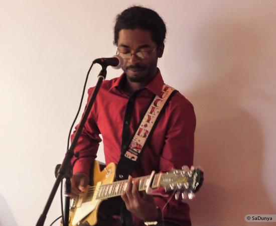 7 /14 - Pedro l\'âme en concert à Alto Resto