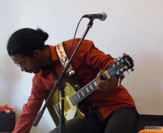 9 /14 - Pedro l\'âme en concert à Alto Resto