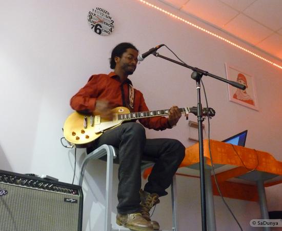 10 /13 - Pedro l\'âme en concert à Alto Resto