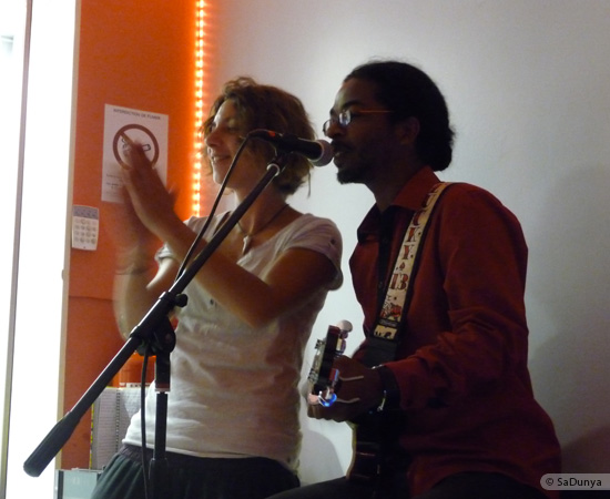 11 /13 - Pedro l\'âme en concert à Alto Resto