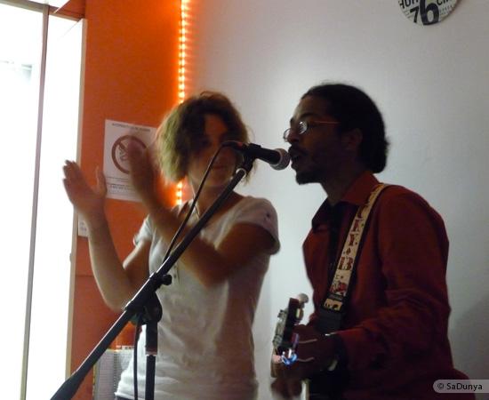 12 /13 - Pedro l\'âme en concert à Alto Resto