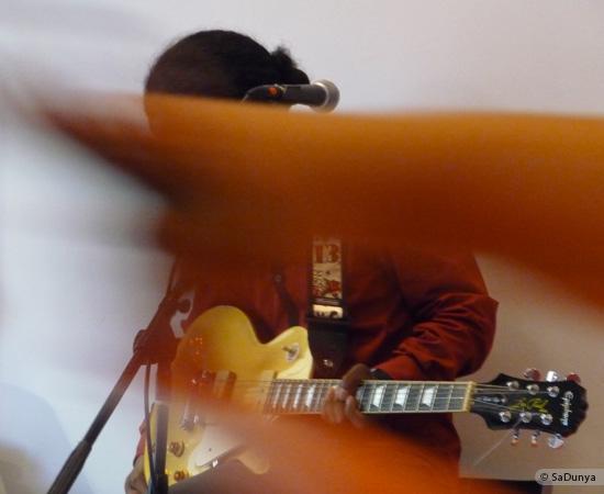 13 /13 - Pedro l\'âme en concert à Alto Resto