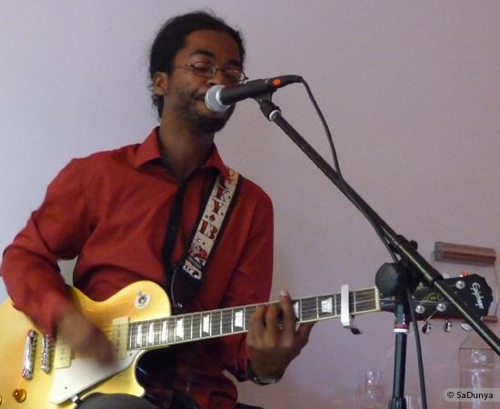 2 /13 - Pedro l\'âme en concert à Alto Resto