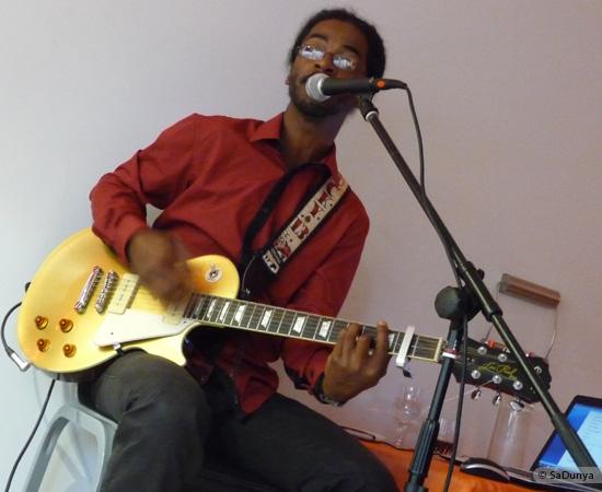 5 /13 - Pedro l\'âme en concert à Alto Resto