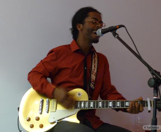 8 /13 - Pedro l\'âme en concert à Alto Resto