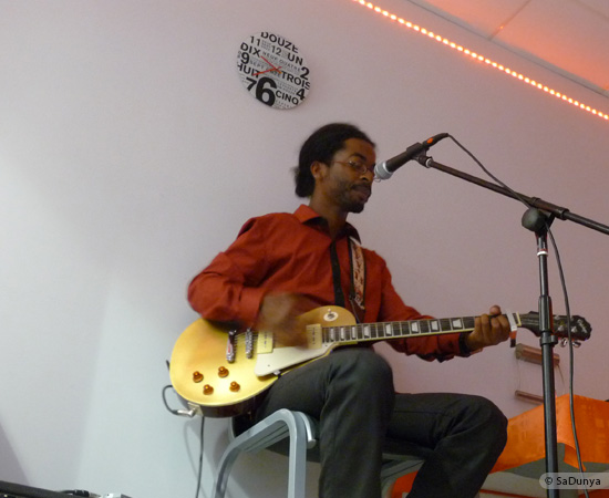 9 /13 - Pedro l\'âme en concert à Alto Resto