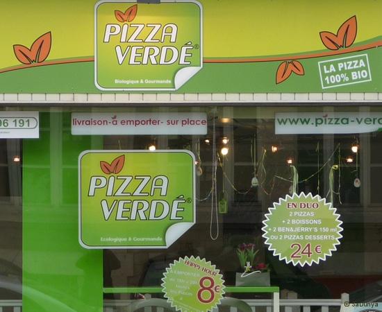 2 /6 - A la découverte de Pizza verdé