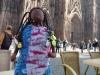 Sur la plateforme de la cathédrale de Strasbourg - 14/20