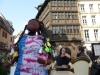 Sur la plateforme de la cathédrale de Strasbourg - 15/20
