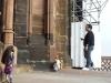 Sur la plateforme de la cathédrale de Strasbourg - 16/20