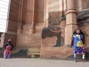 Sur la plateforme de la cathédrale de Strasbourg - 17/20