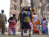 Sur la plateforme de la cathédrale de Strasbourg - 19/20