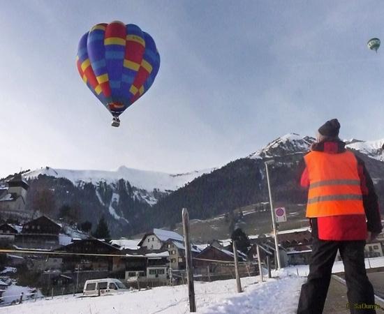Semaine internationale du ballon Château-d'Œx - 12/20
