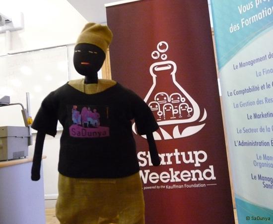1 /16 - Startup weekend Nancy 2013