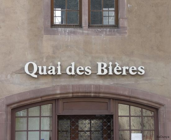 Découverte de la ville de Strasbourg, France - 19/20