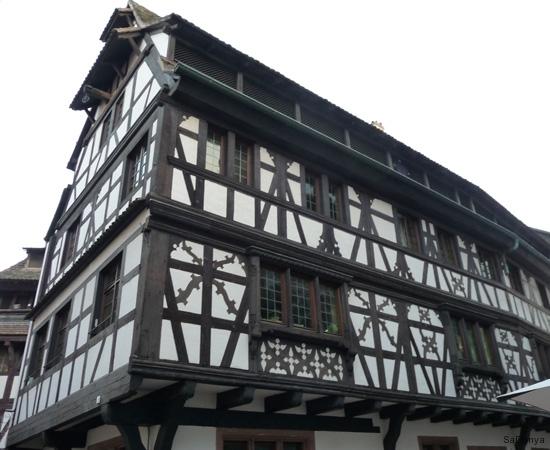 Découverte de la ville de Strasbourg, France - 7/20