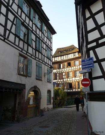 Découverte de la ville de Strasbourg, France - 10/20