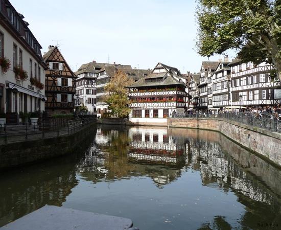 Découverte de la ville de Strasbourg, France - 11/20