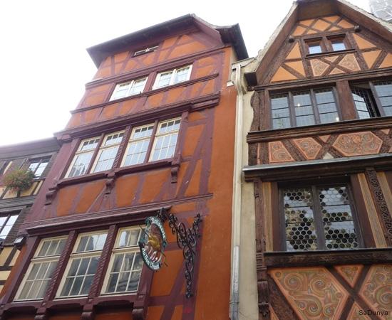 Découverte de la ville de Strasbourg, France - 13/20