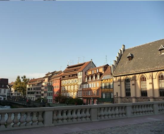 Découverte de la ville de Strasbourg, France - 1/20