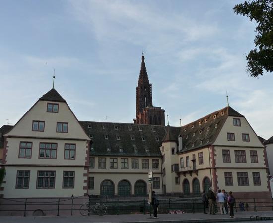 Découverte de la ville de Strasbourg, France - 4/20