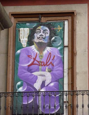Street danse à Barcelone - 1/15