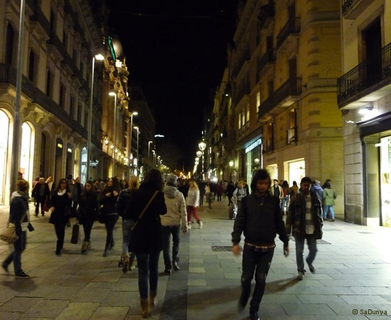 Street danse à Barcelone - 8/15