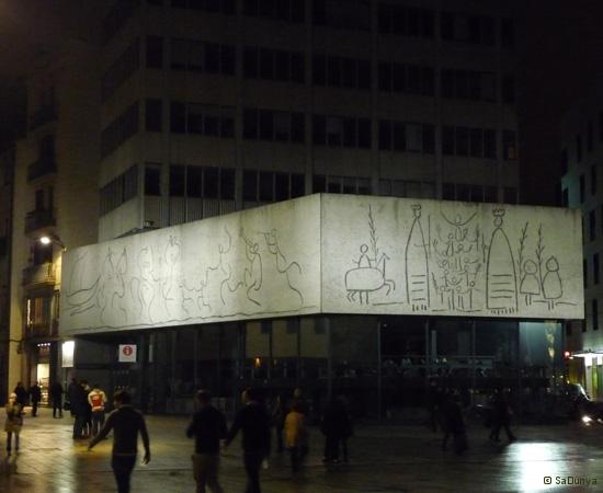 Street danse à Barcelone - 4/15