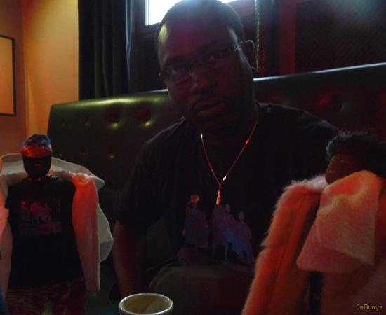 Tanor Tita Mbaye pour SaDunya - 1/7
