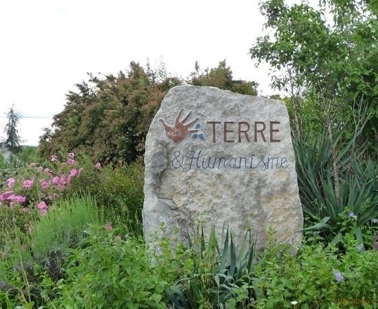 19 /23 - Le jardin potager de l\'association Terre & Humanisme