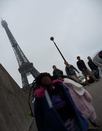 Tour Eiffel, Paris, France - 3/20