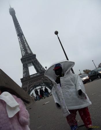 Tour Eiffel, Paris, France - 4/20