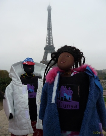 Tour Eiffel, Paris, France - 8/20