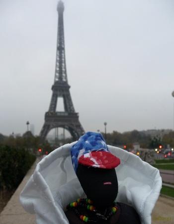 Tour Eiffel, Paris, France - 9/20