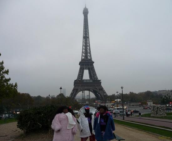 Tour Eiffel, Paris, France - 10/20