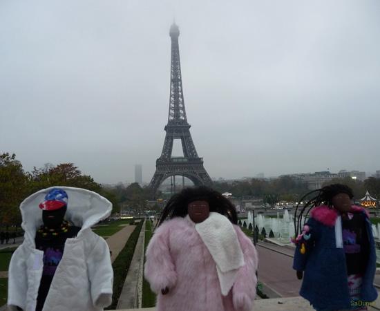 Tour Eiffel, Paris, France - 11/20