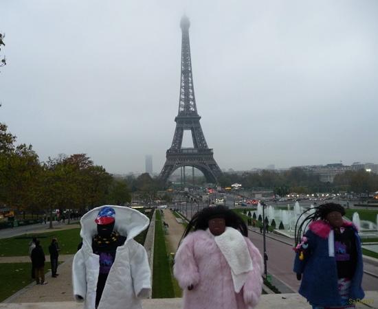 Tour Eiffel, Paris, France - 12/34