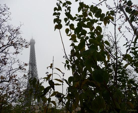 Tour Eiffel, Paris, France - 18/20