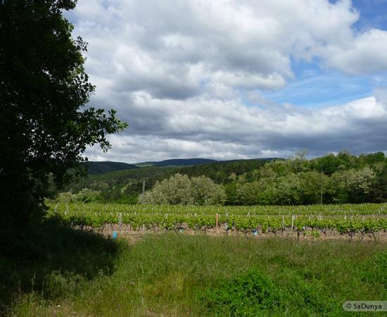 23 /23 - village de Lablachère en Ardèche