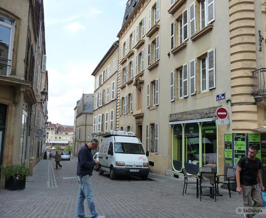 10 /20 - Rencontre à Metz avec Olivier Rudez