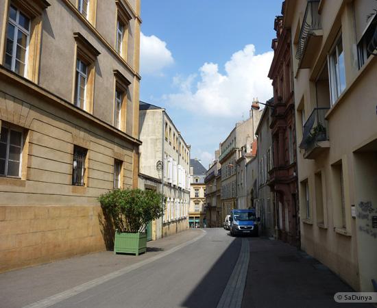 12 /20 - Rencontre à Metz avec Olivier Rudez