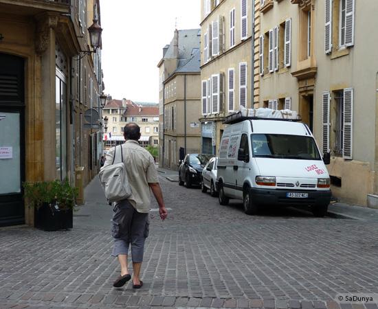 14 /20 - Rencontre à Metz avec Olivier Rudez