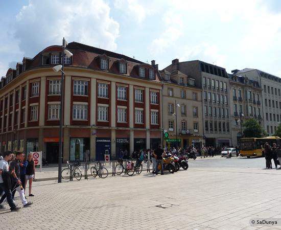 5 /20 - Rencontre à Metz avec Olivier Rudez