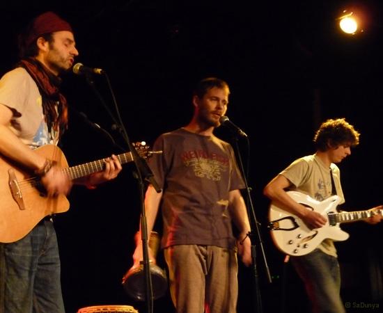 Tremplin de la chanson 2013 - groupe Walz - 22/23