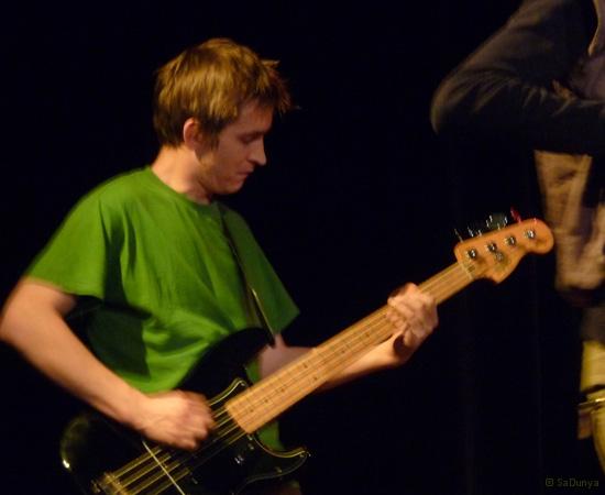 Tremplin de la chanson 2013 - groupe Walz - 19/23