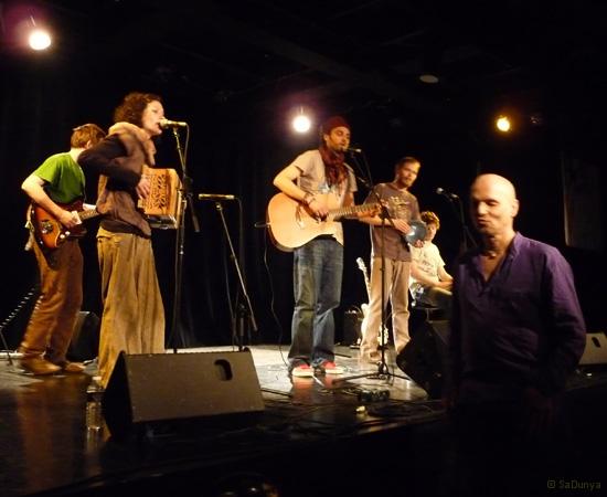Tremplin de la chanson 2013 - groupe Walz - 7/23